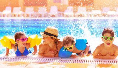 eenouder zomervakantie